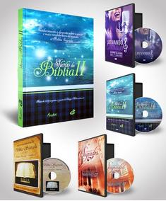 Coleção De Livros Evangélicos / Mundial Editora E Edic