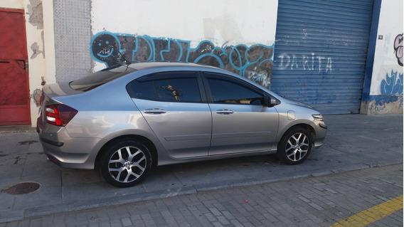 Honda City Sport 1.5 Flex 4p Prata