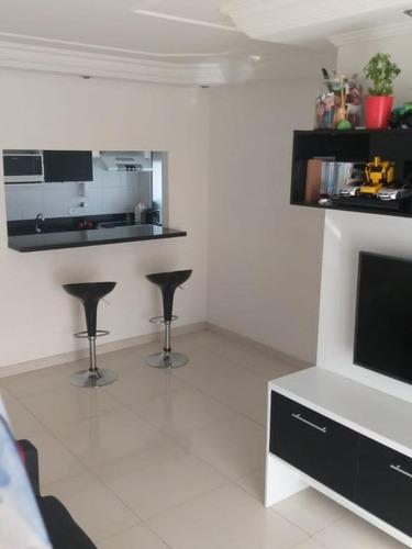 Imagem 1 de 25 de Apartamento Com 2 Dormitórios À Venda, 57 M² Por R$ 480.000,00 - Vila Carrão - São Paulo/sp - Ap3473