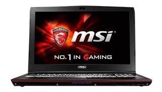 Msi - Gp62 15.6 Laptop - Intel Core I7 - Memoria De 16 Gb -