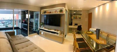 Apartamento Anália Franco 91m2