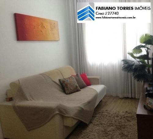Apartamento Para Venda Em São Bernardo Do Campo, Santa Terezinha, 2 Dormitórios, 1 Banheiro, 1 Vaga - 1368_2-565852