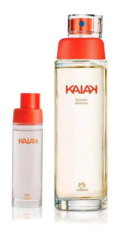 Imagen 1 de 1 de Perfume Kaiak Clásico Femenino 100 + 25 Ml/ Envio Gratis