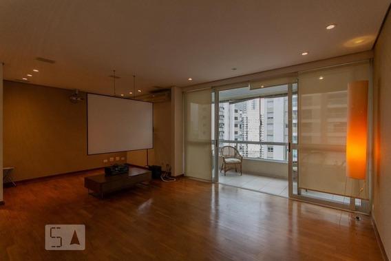 Apartamento No 9º Andar Mobiliado Com 2 Dormitórios E 3 Garagens - Id: 892945906 - 245906
