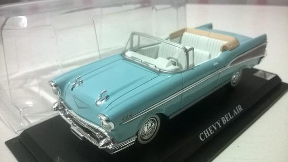 Miniatura 1/43 Auto Colection Del Prado Chevy Bel Air