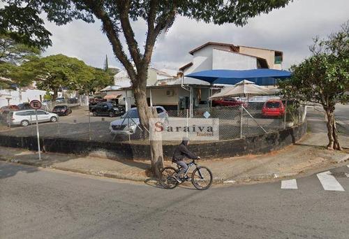 Terreno À Venda, 964 M² Por R$ 3.800.000,00 - Nova Petrópolis - São Bernardo Do Campo/sp - Te0324