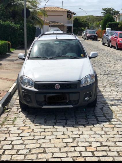 Fiat Strada 1.4 Hard Working Cab. Dupla Flex 3p 2018