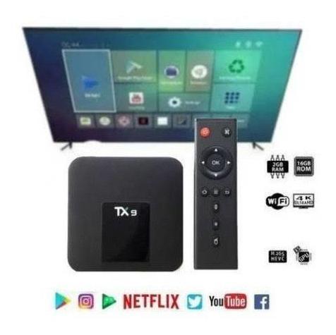 Tx9 Tv Box Tanix Original