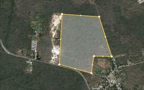 Venta De Terreno En Zona De Desarrollo Industrial, Mérida, Yucatán