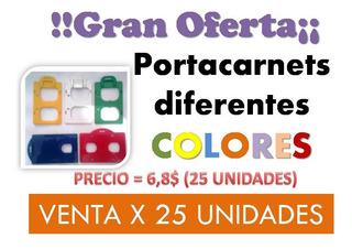 Oferta Portacarnets Horizontalesy Verticales Varios Colores
