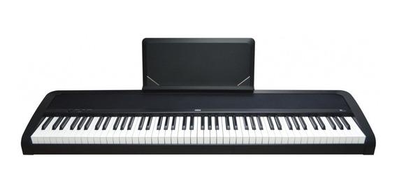 Piano Digital 88 Teclas Korg 120 Voces De Paquete En Oferta