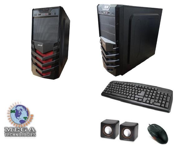 Computador Cpu Amd E1-2100 Dual Core+disco Solid+ram 4gb+dvd