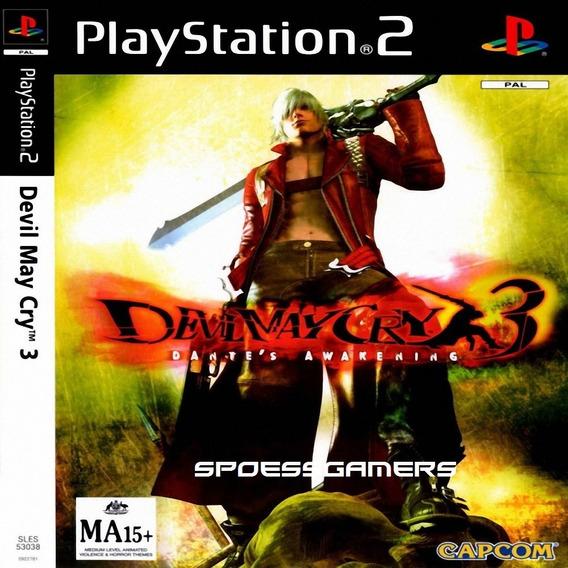 Devil May Cry 3: Dante