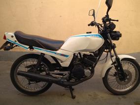 Yamaha Rdz 125 Ii