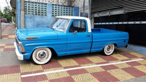 Imagem 1 de 7 de Ford F100  F100