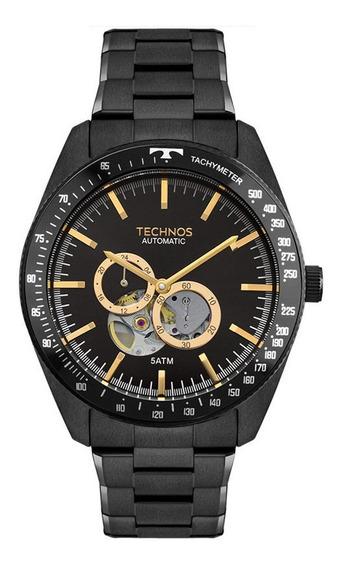 Relógio Technos Automático 82s7ac/4p