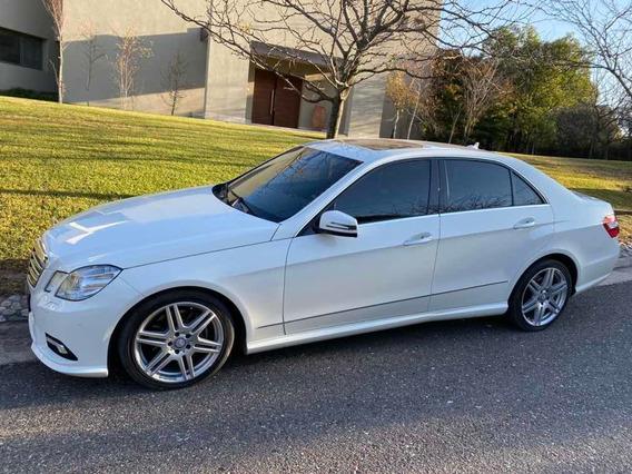 Mercedes-benz Clase E 2011 3.5 E350 Avantgarde Sport