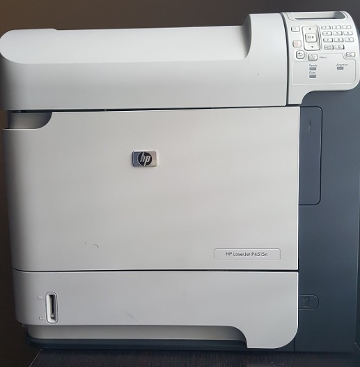 Hp Laserjet P4515n Impressora De Rede & Usb
