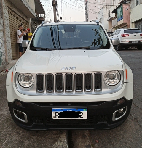 Jeep Renegade 2018 1.8 Limited Flex Aut. 5p