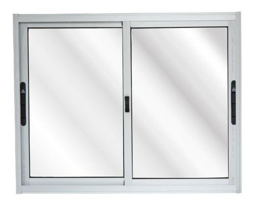 Ventana Aluminio De 1.20 X 1.20 Corrediza Nuevas Serie 20