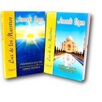 Libros Luz De Los Maestros Tomo 1 Y 2