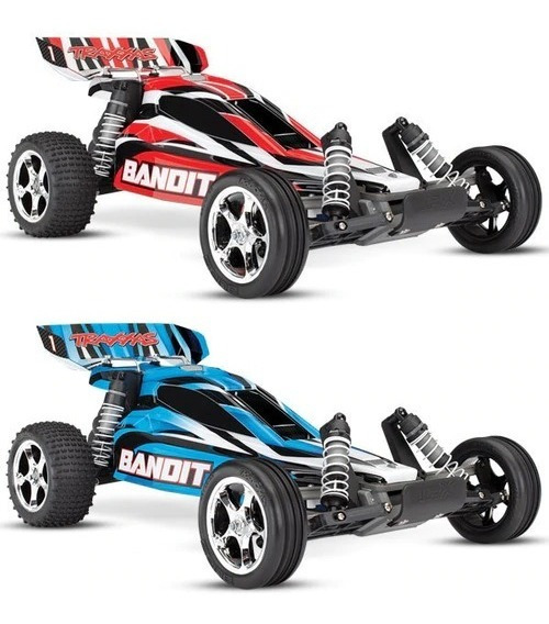 Automodel Traxxas Bandit 1/10 Buggy Rtr With Tq 2.4ghz Radio