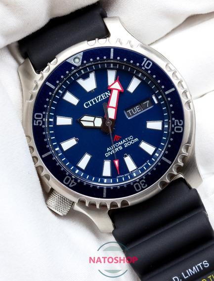 Relógio Citizen Promaster Automático Ed. Limitada Ny0081-10l