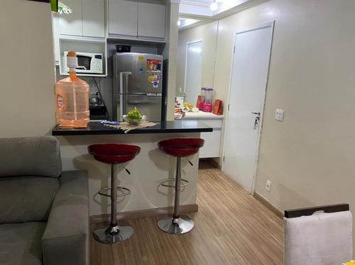 Imagem 1 de 15 de Rrcod3426 - Apartamento Condominio Edidifio Colore - 02 Dorms - 03 Vagas - 61 Mts - Oportunidade - Ótima Localização - Rr3426 - 69333173