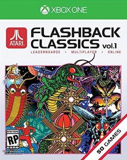Atari Flashback Classics Volumen 1