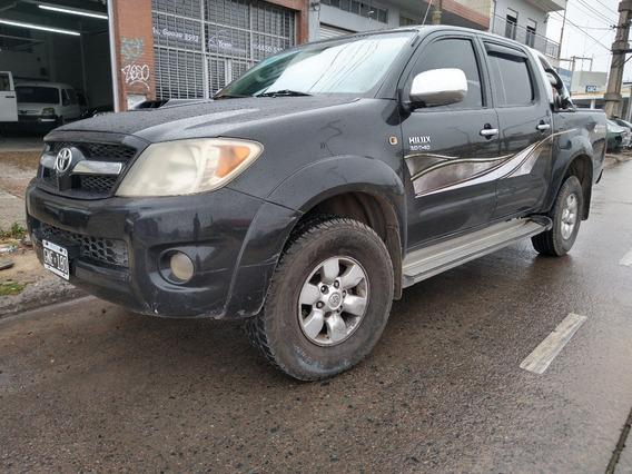 Toyota Hilux 2007 Srv 4x4 $760000 Automotores Yami