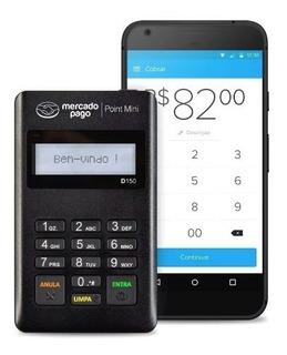 Maquininha Mini Point - A Máquina De Cartão Do Mercado Pago