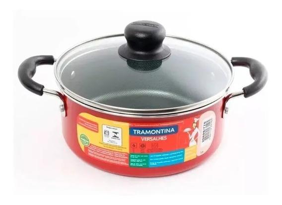 Cacerola Olla Tramontina Versalhes 24 Cm 4,9 L Piu Online