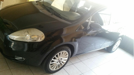 Fiat Punto 1.8 16v Essence Flex Dualogic