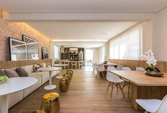 Apartamento Em Ipiranga, São Paulo/sp De 85m² 2 Quartos À Venda Por R$ 901.601,00 - Ap122301