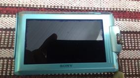 Camera Digital Sony Cyber-shot T90 Ultra Fina - Completa
