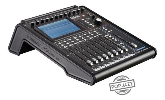 Mixer Mesa Digital 16 Canais Studiomaster Digilive16