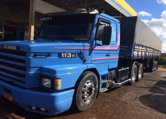 Parcelamos Para Primeiro Caminhão - Scania 113 97/97