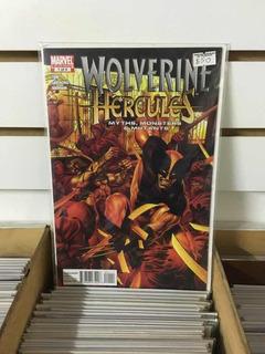 Wolverine Hércules #1
