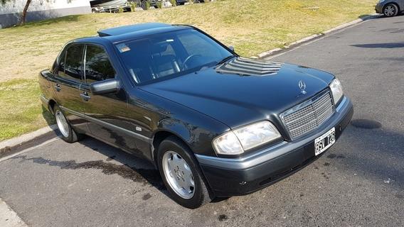 Mercedes-benz Clase C 2.3 C230 Elegance At 1997