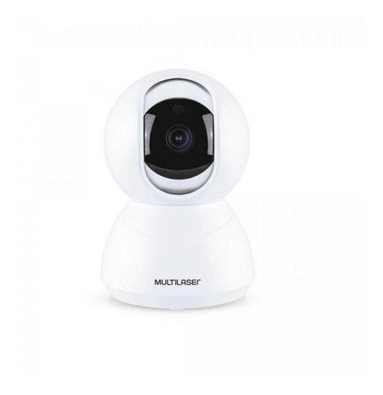 Câmera Robô Inteligente Full Hd Wi-fi Se221 Branca