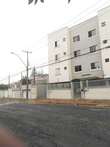 Apartamento À Venda Em Vila Teixeira - Ap283708