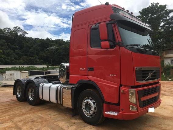 Volvo Fh540 Ishift 6x4 Ano 2014 Novíssimo = Scania, Mb, 480