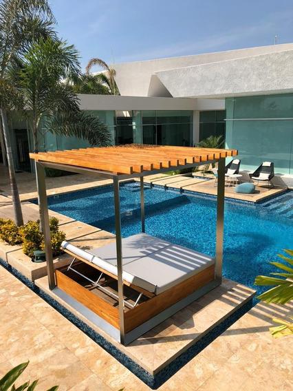 Moderna Y Lujosa Villa En Campo De Golf