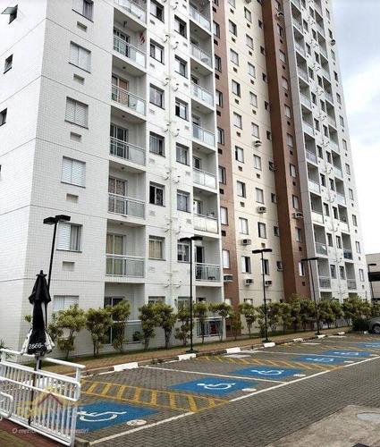 Imagem 1 de 17 de Apartamento Com 2 Dormitórios À Venda, 48 M² Por R$ 235.000,00 - Ocian - Praia Grande/sp - Ap2503