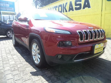 Jeep Cherokee 2017 Limited