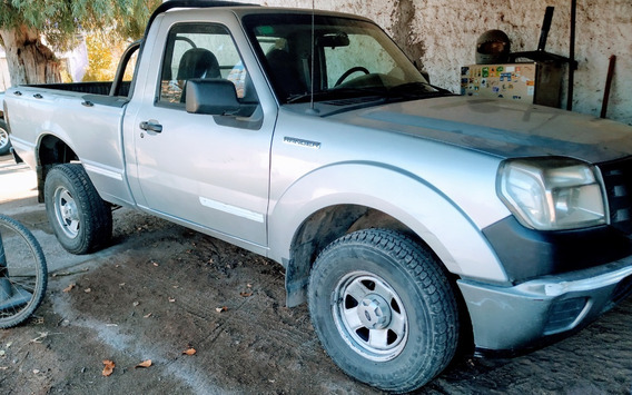 Ford Ranger Xl Plus 3.0 Cabina Simple