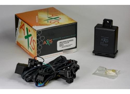 Emulador De Inyectores Para Gnc Multipunto Axis Ax-4c Bosch