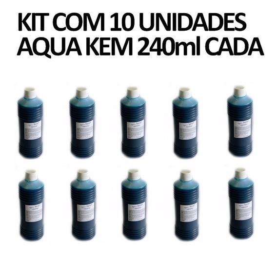 Desodorizante Biodegrad. Banheiro Quimico Água Kem 240ml C10