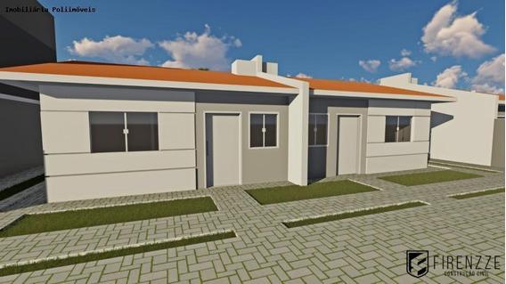 Casa Para Venda Em Araucária, Passaúna, 3 Dormitórios, 1 Banheiro, 1 Vaga - _2-981560