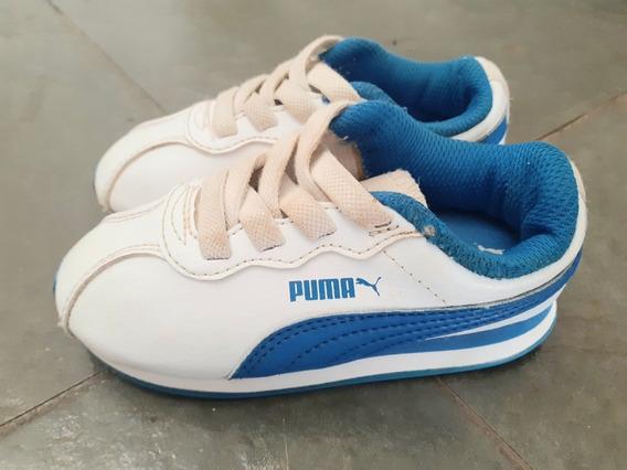 Tênis Puma Infantil
